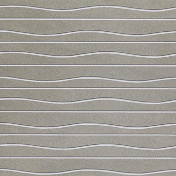 Agrob Buchtal Compose Wave Warm Grey Wandfliese 25x25 R9 Art.-Nr.: 372170