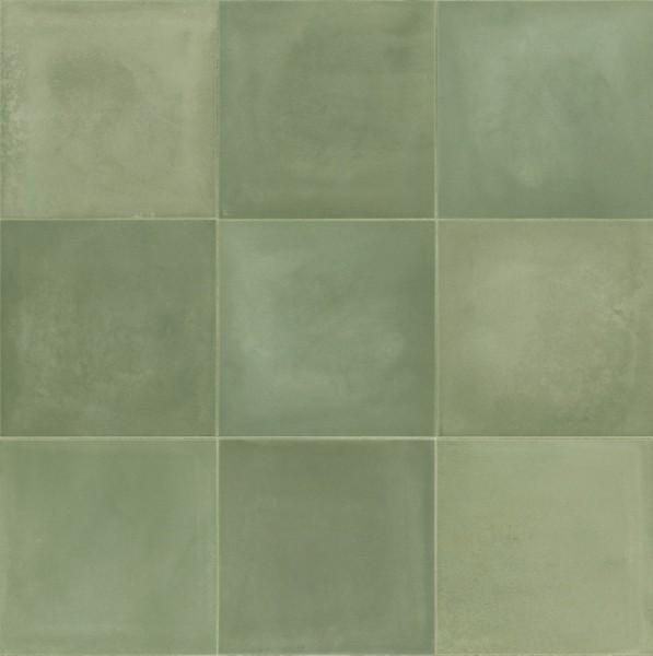 Marazzi D_Segni Blend Verde Fliese 20x20/1,0 Art.-Nr. M5ZS