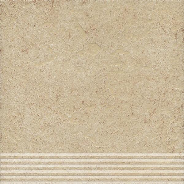 Agrob Buchtal Ancona Calzit Stufe 30x30 R9 Art.-Nr.: 436506