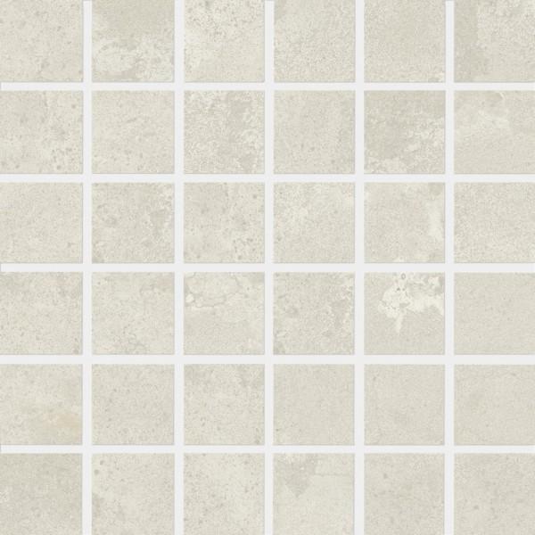 Agrob Buchtal Kiano Elfenbein Mosaikfliese 5X5(30X30) R10/B Art.-Nr. 431950H