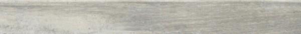 Agrob Buchtal Mandalay Weiss Grau Sockelfliese 60x7 Art.-Nr.: 434506