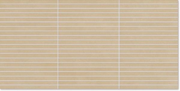 Agrob Buchtal Elements Sandbeige Mosaikfliese 1,2x19,6 Art.-Nr. 280815