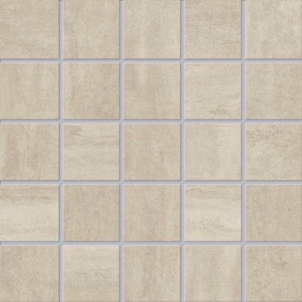 Agrob Buchtal Uncover Schlammbraun Mosaikfliese 5x5 R9 Art.-Nr. 372832