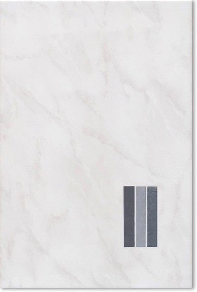 Agrob Buchtal Topas Weiss Grau Wandfliese 30x45 Art.-Nr.: 229850