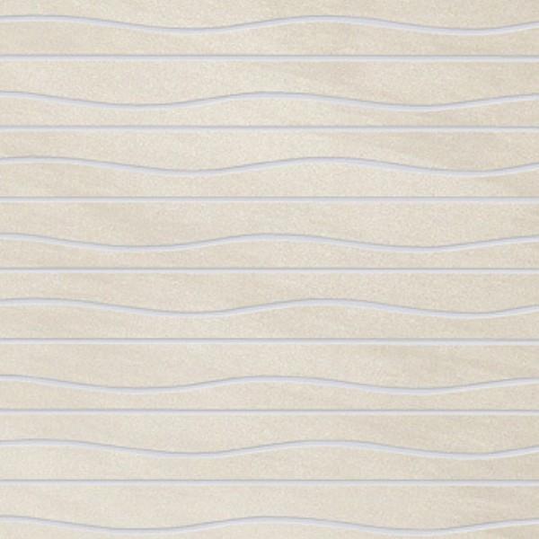 Agrob Buchtal Compose Wave Cream Wandfliese 25x25 R9 Art.-Nr.: 372171