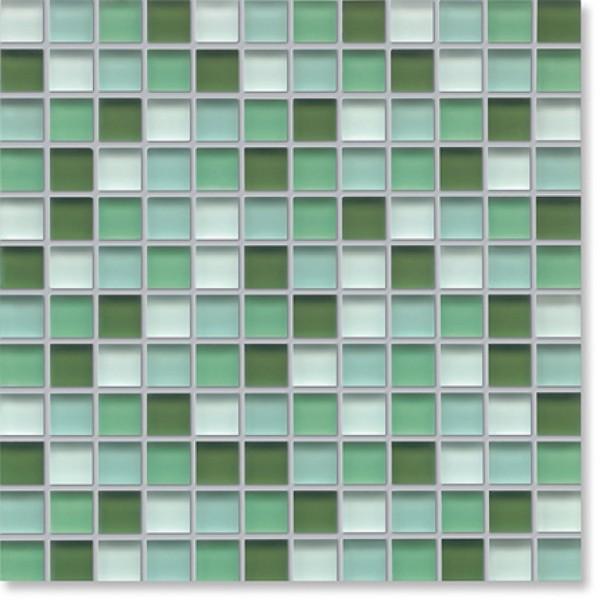 Agrob Buchtal Tonic Grünmix Mosaikfliese 30x30 Art.-Nr.: 060540