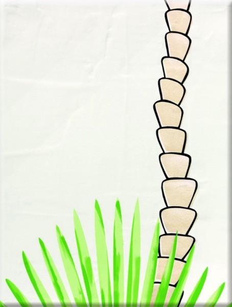 Steuler Bongobongo! Palmenstamm Fächerka Wandfliese 25x33 Art.-Nr.: 34073