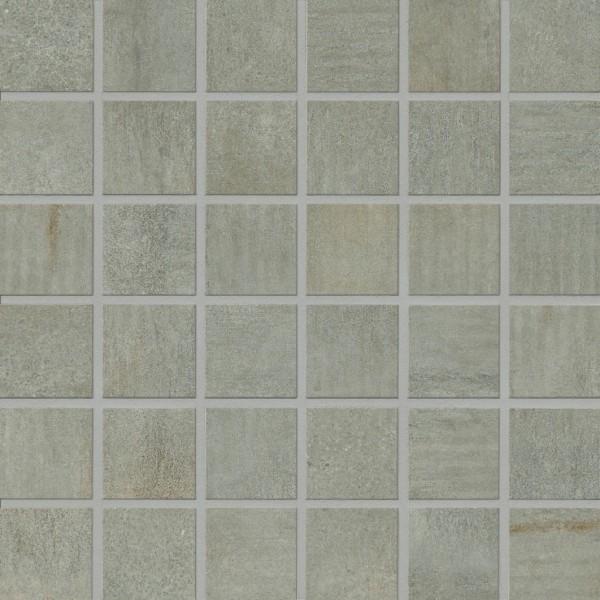 Agrob Buchtal Remix Grau Mosaikfliese 5x5 R10/B Art.-Nr. 434596