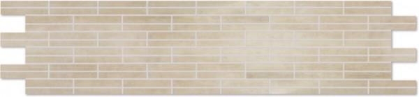 Agrob Buchtal Avorio Weiss Mosaikfliese 20x80 Art.-Nr. 3080-B747