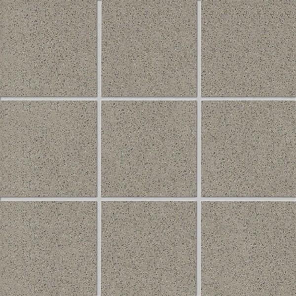 Agrob Buchtal Basis 3 Mittelgrau Mosaikfliese 10x10 R10/B Art.-Nr.: 620460-073
