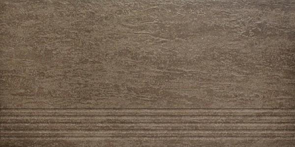 Agrob Buchtal Geo 2.0 Schlamm Stufe 30x60 R10/A Art.-Nr.: 433962