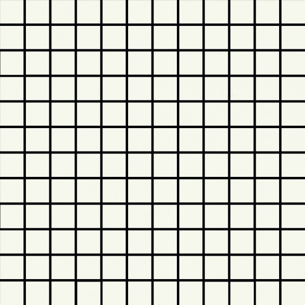 Marazzi Colorplay White Mosaik 30x30 Art-Nr.: M4KE
