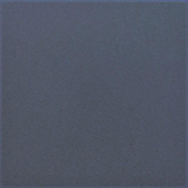 Musterfliesenstück für Zahna Unifarben Blau Uni Bodenfliese 15x15/1,1 R9 Art.-Nr.: 411151001.09