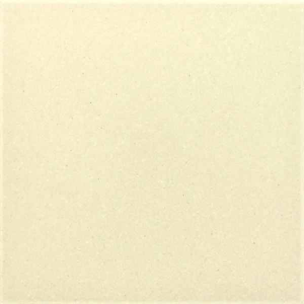 Zahna Unifarben Altweiss Bodenfliese 15x15/1,1 R10/B Art.-Nr.: 411150001.16