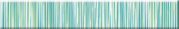 Steuler Colour Rays Bluegreen Bordüre 40x6,5 Art.-Nr.: 86016