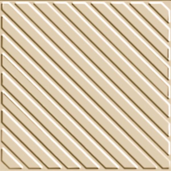 Zahna Historic Creme Uni Ripp Bodenfliese 15x15/1,1 Art.-Nr.: 411150583.01