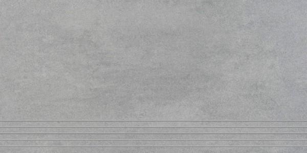 Agrob Buchtal Unique Hellgrau Stufe 30x60 R10/A Art.-Nr.: 433680