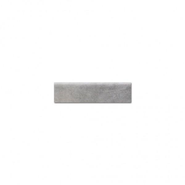 Interbau Wohnkeramik Lithos Devon Grau Sockelfliese 31x8 Art.-Nr.: 243108334