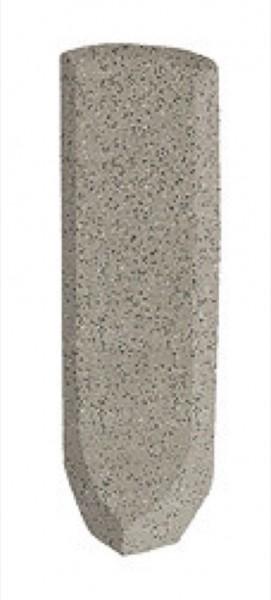 Agrob Buchtal Basis 3 Mittelgrau Ecke 3,5x10 Art.-Nr.: 600436-073