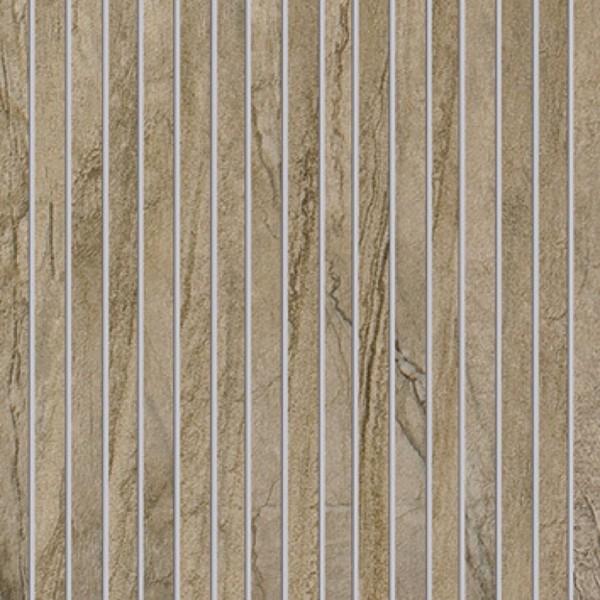 Agrob Buchtal Twin Graubraun Mosaikfliese 25x25 Art.-Nr. 372760H