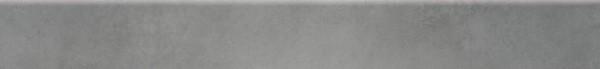 Agrob Buchtal Emotion Mittelgrau Struktur Sockelfliese 60x7 Art.-Nr.: 433807