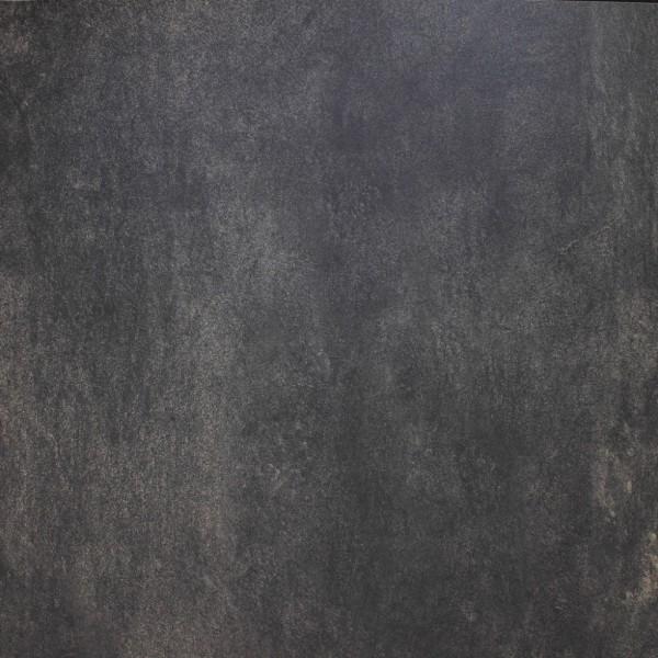 Musterfliesenstück für FKEU Kollektion Tecton Grafit Matt Bodenfliese 60x60 R10/B Art.-Nr.: FKEU001569