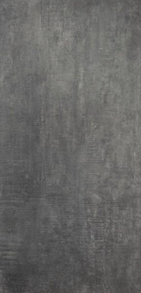 Musterfliesenstück für Unicom Starker Icon Jet Black Bodenfliese 45x90 R10/B Art.-Nr.: 6702-ALT:5234