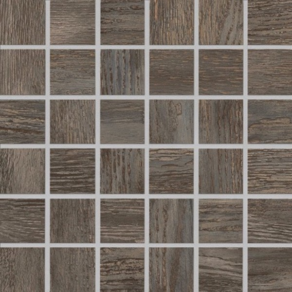 Agrob Buchtal Driftwood Grau Braun Mosaikfliese 5x5(30x30) R10/B Art.-Nr.: 8630-7161H