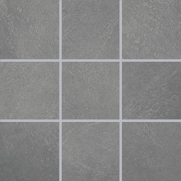 Agrob Buchtal Emotion Mittelgrau Mosaikfliese 10x10 R10/B Art.-Nr. 433134H