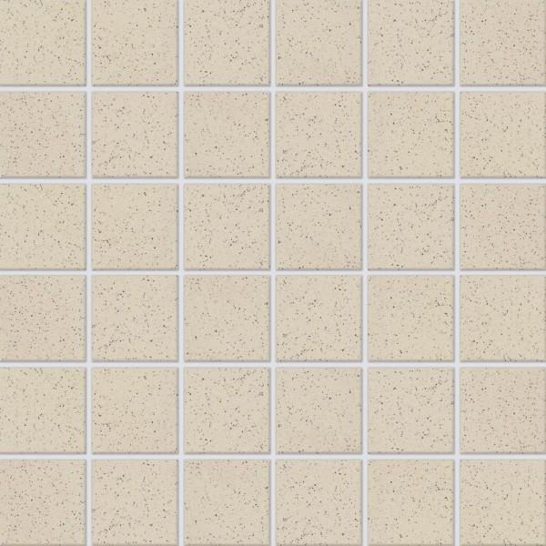 Agrob Buchtal Basis 3 Kreide Mosaikfliese 5x5 R10/B Art.-Nr.: 620510-075