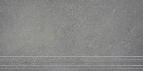 Agrob Buchtal Emotion Mittelgrau Stufe 30x60 R10/A Art.-Nr.: 433855