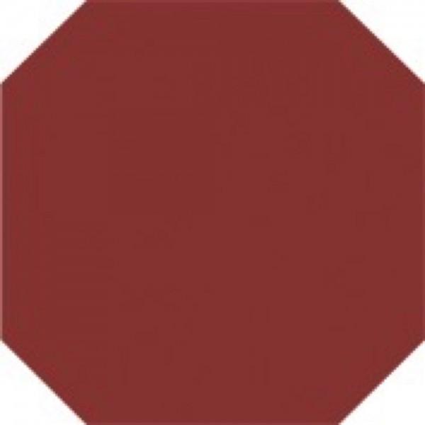 Zahna Historic Rot Uni Achteck 15x15/1,1 Art.-Nr.: 811150001.04