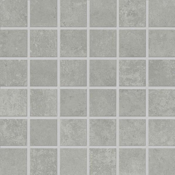 Agrob Buchtal Soul Zementgrau Mosaikfliese 5X5 R10/B Art.-Nr. 434853