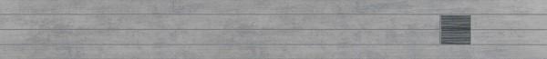 Agrob Buchtal Cedra Grau Bordüre 90x10 Art.-Nr.: 392723