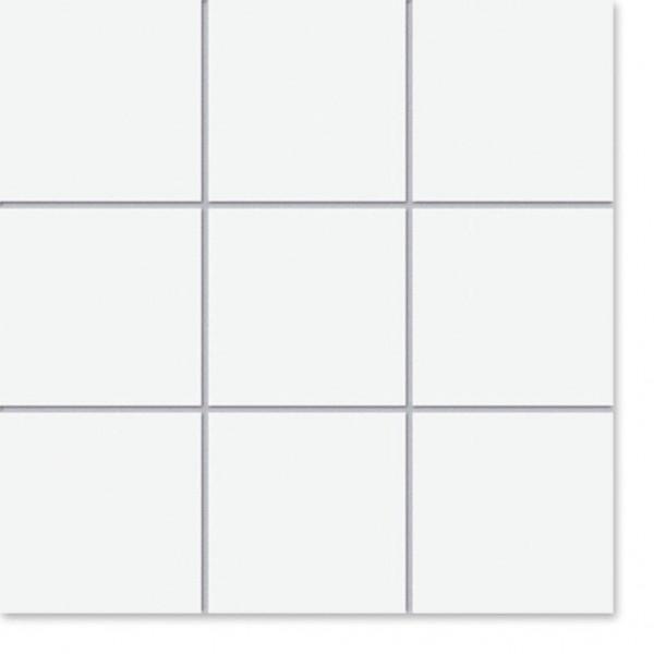 Agrob Buchtal Basis 2 Weiss Mosaikfliese 10x10 R10/B Art.-Nr.: 600859-504