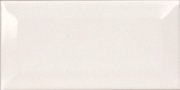 FKEU Kollektion Metro Diamant Weiss glänzend Wandfliese 7,5x15 Art.-Nr.: FKEU0990723