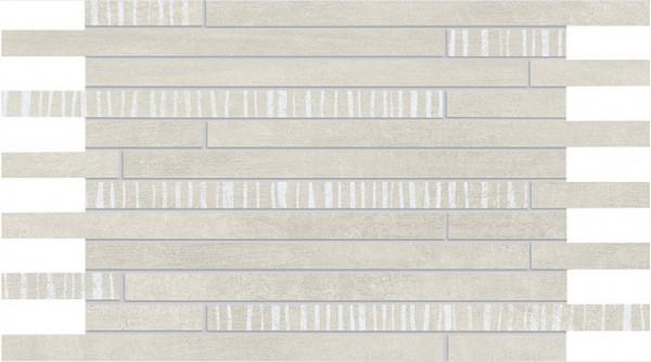 Agrob Buchtal Alcina Sola Crema Mosaikfliese 24,3X43,8/1, Art.-Nr. 283062