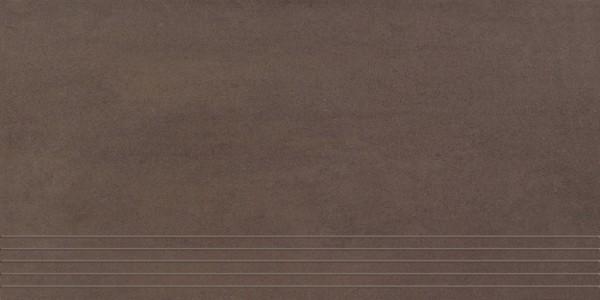 Agrob Buchtal Unique Dunkelbraun Stufe 30x60 R10/A Art.-Nr.: 433683