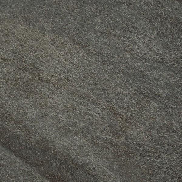 Agrob Buchtal Quarzit Basaltgrau Terrassenfliese 60x60/2,0 R11/B Art.-Nr.: 8460-61061HK
