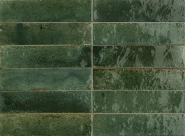 Marazzi Lume Green Wandfliese 6X24/1 Art.-Nr. M6RQ