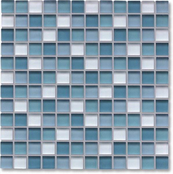 Agrob Buchtal Tonic Aquamix Mosaikfliese 30x30 Art.-Nr.: 069869