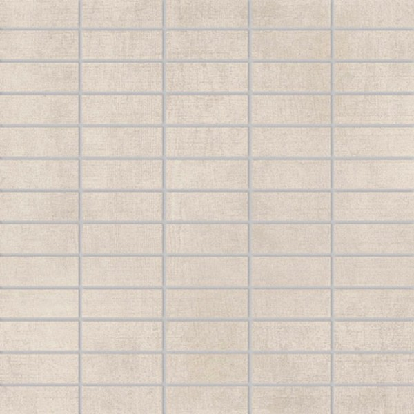 Agrob Buchtal Rovere Flatile Naturweiss Mosaikfliese 30x30 Art.-Nr. 3060-22741K