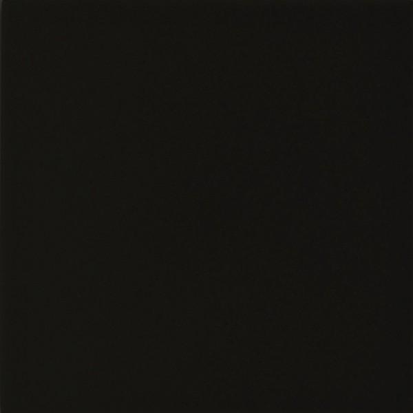 Musterfliesenstück für Zahna Unifarben Schwarz Uni Bodenfliese 15x15/1,1 R9 Art.-Nr.: 411151001.02