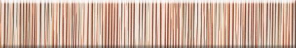 Steuler Colour Rays Orangebrown Bordüre 40x6,5 Art.-Nr.: 86026