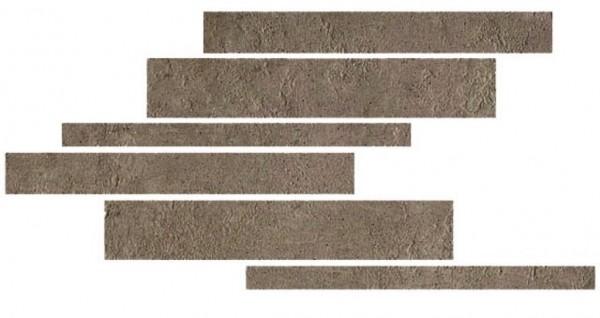 Casa dolce casa Terra Rust Sfalsato Nat Mosaikfliese 21x40 R9 Art.-Nr.: 735934