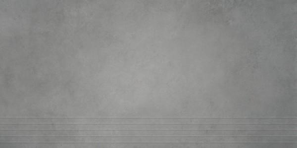 Agrob Buchtal Emotion Mittelgrau Stufe 30x60 R9 Art.-Nr.: 433851