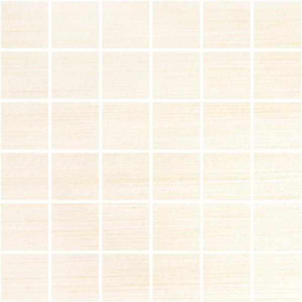 Steuler Livin Cream-White Mosaikfliese 30x30 Art.-Nr. Y85521001