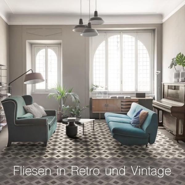 Fliesen in Retro & Vintage - Zur Fliesenauswahl