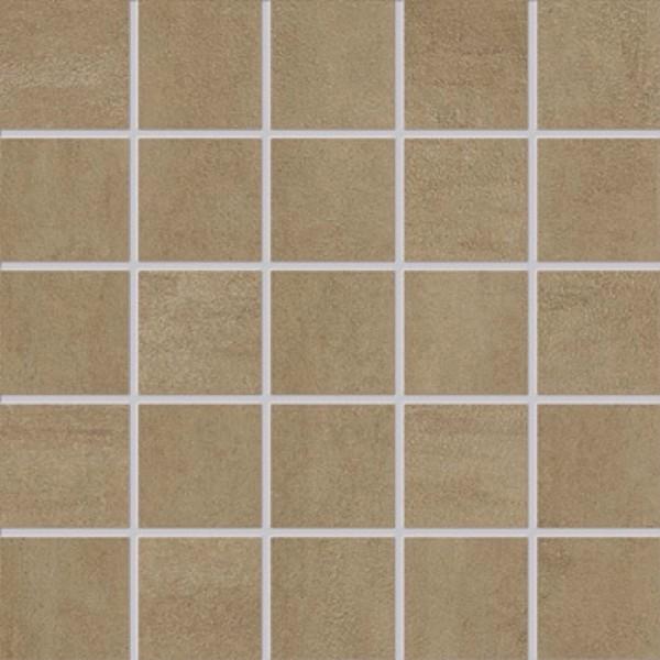 Agrob Buchtal Uncover Schilfgrau Mosaikfliese 5x5 R9 Art.-Nr. 372833