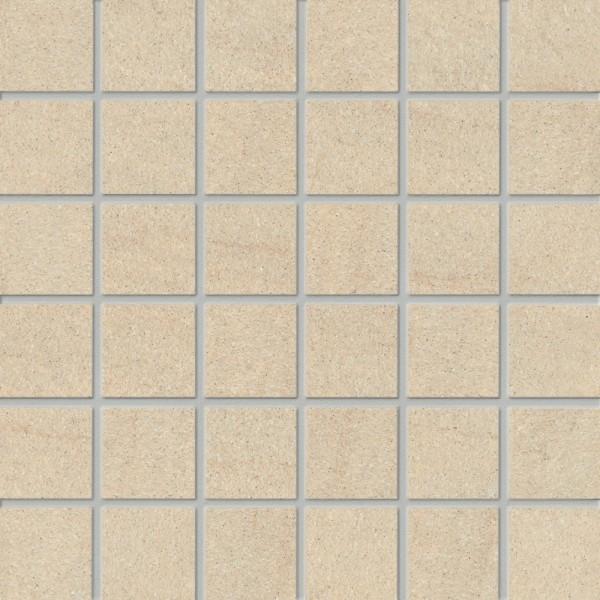 Agrob Buchtal Sierra Hellbeige Mosaikfliese 30x30 R9 Art.-Nr.: 433109